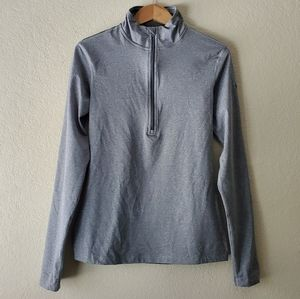 Nike Dri Fit Gray Jacket